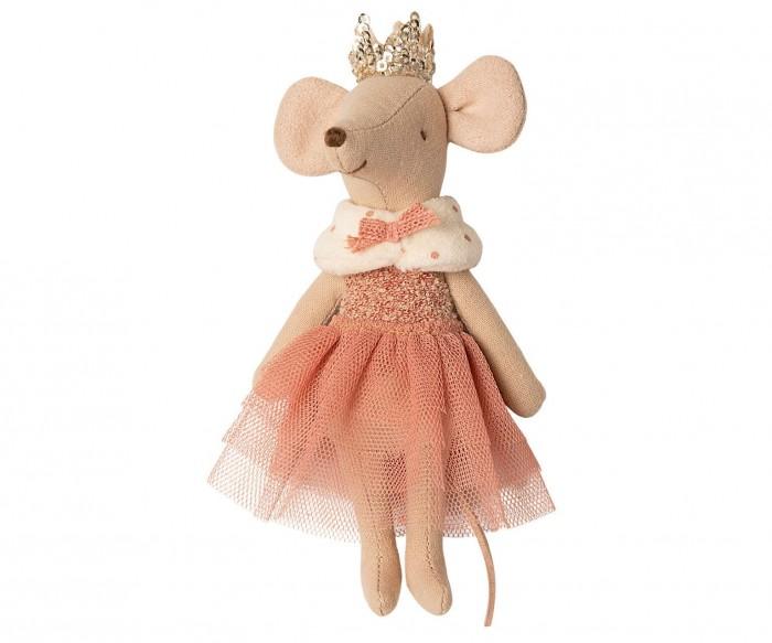 Картинка для Мягкая игрушка Maileg Мышка старшая сестра Принцесса