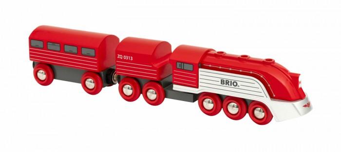 Купить Железные дороги, Brio Скорый поезд Футуристик