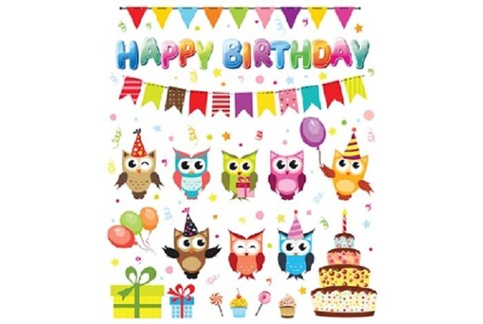 Товары для праздника Nd Play Открытка №2 детская День рождения