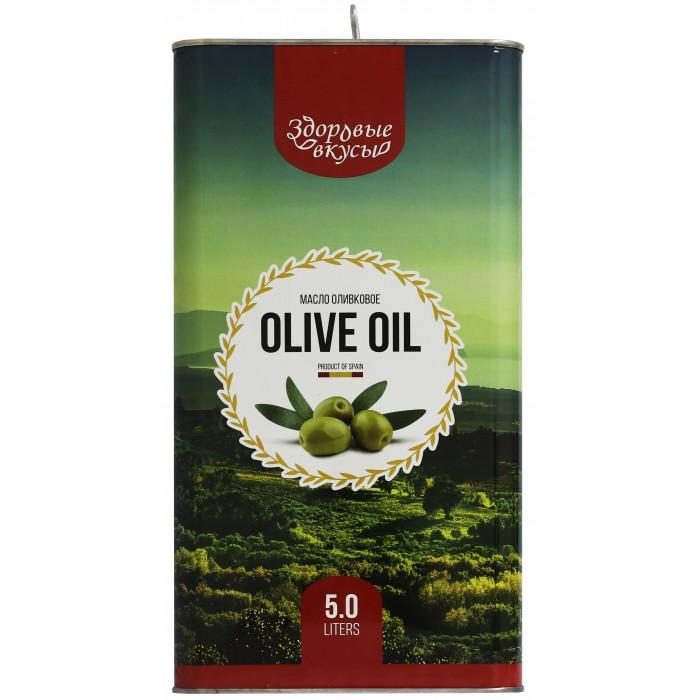 Масло Здоровые вкусы Масло оливковое 5 л