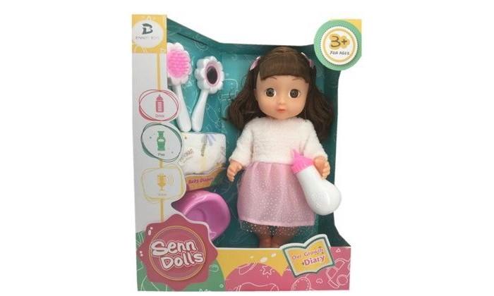 Купить Куклы и одежда для кукол, Игротрейд Кукла 1978638