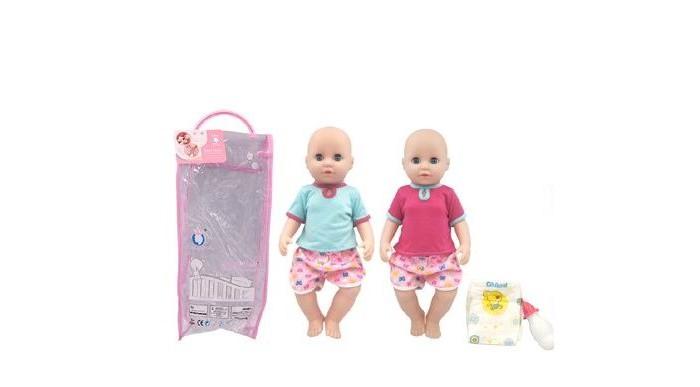 Фото - Куклы и одежда для кукол Игротрейд Пупс 1983605 куклы и одежда для кукол игротрейд пупсик спящий