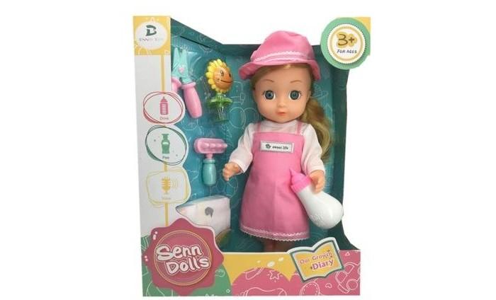 Купить Куклы и одежда для кукол, Игротрейд Кукла 1978653