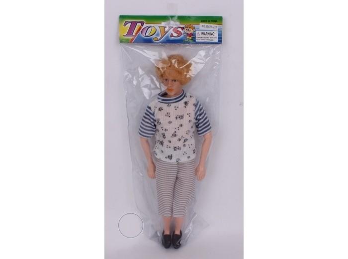 Фото - Куклы и одежда для кукол Игротрейд Кукла ZY495674 куклы и одежда для кукол игротрейд пупсик спящий
