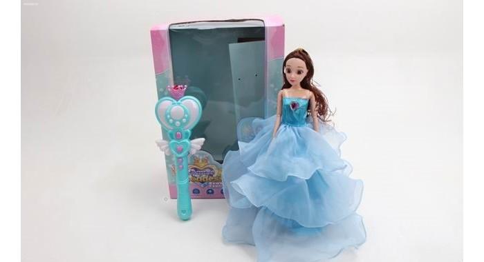 Фото - Куклы и одежда для кукол Игротрейд Кукла 1794503 куклы и одежда для кукол игротрейд пупсик спящий