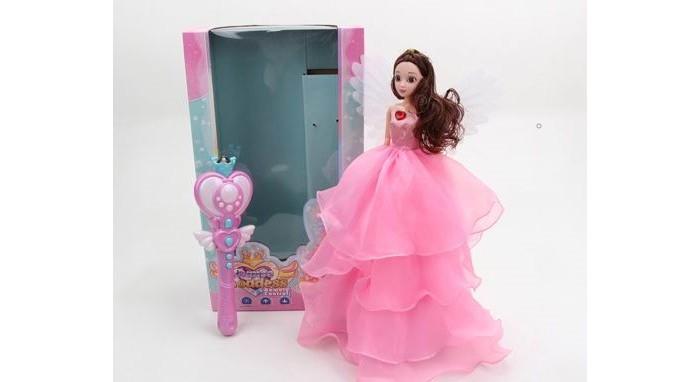 Фото - Куклы и одежда для кукол Игротрейд Кукла 1794506 куклы и одежда для кукол игротрейд пупсик спящий