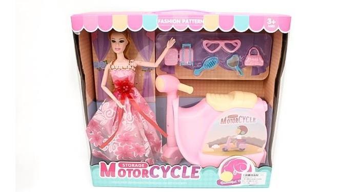 Купить Куклы и одежда для кукол, Игротрейд Кукла 1978192