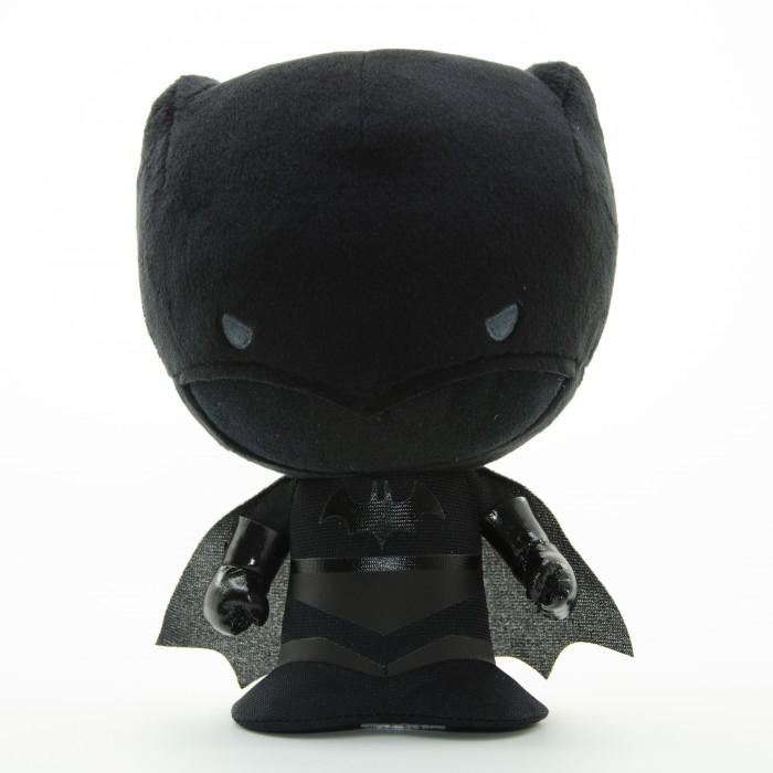 Картинка для Мягкая игрушка YuMe Коллекционная фигурка Batman DZNR Blackout 17 см