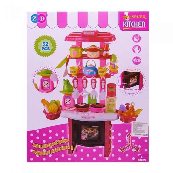 Купить Ролевые игры, Джамбо Игровой набор Кухня JB0204502