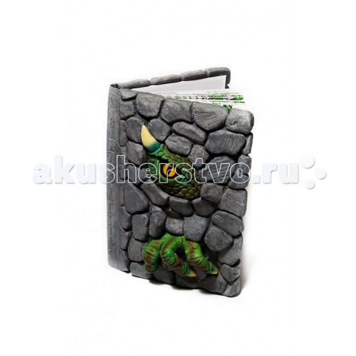 Развитие и школа , Канцелярия Trimensions Блокнот Тайный дневник дракона арт: 104395 -  Канцелярия