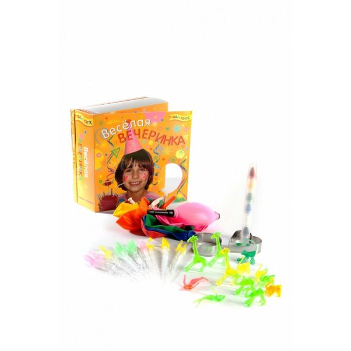 Товары для праздника Fun kits Веселая вечеринка