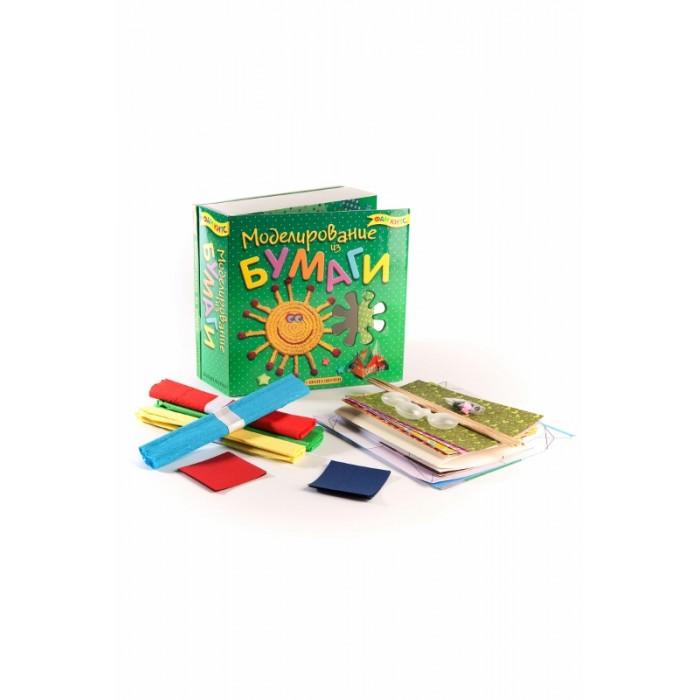 Сборные модели Fun kits Моделирование из бумаги книги питер комплект подарки вырезаем и складываем из бумаги чудеса света вырезаем и складываем из бумаги