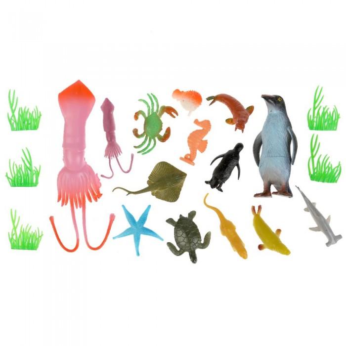 Игровые фигурки Играем вместе Набор Морские животные