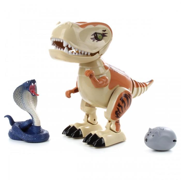 Картинка для Радиоуправляемые игрушки Veld CO Животное на радиоуправлении Хищный динозавр