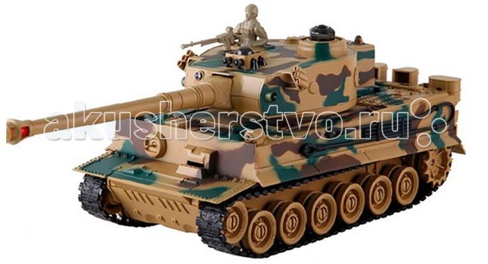 Машины Yako Радиоуправляемый танк Тигр