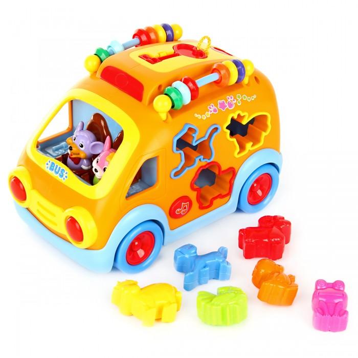 Купить Развивающие игрушки, Развивающая игрушка Veld CO Автобус - сортер