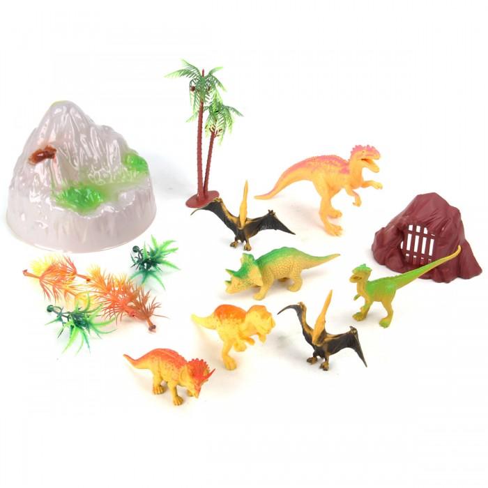 Игровые фигурки Veld CO Набор для сюжетной игры Динозавры