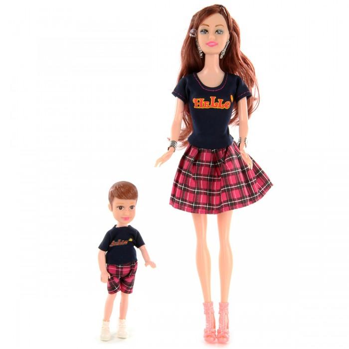 Картинка для Veld CO Набор кукол Мама с ребенком