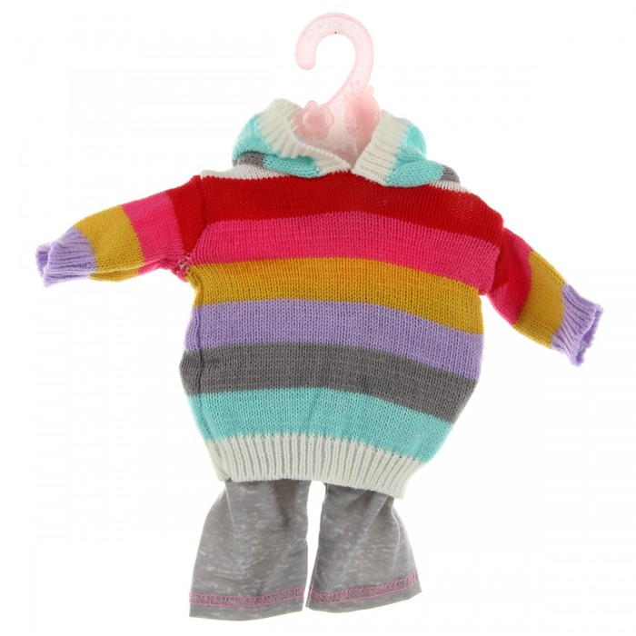 Куклы и одежда для кукол Veld CO Одежда для пупса 42 см 87261