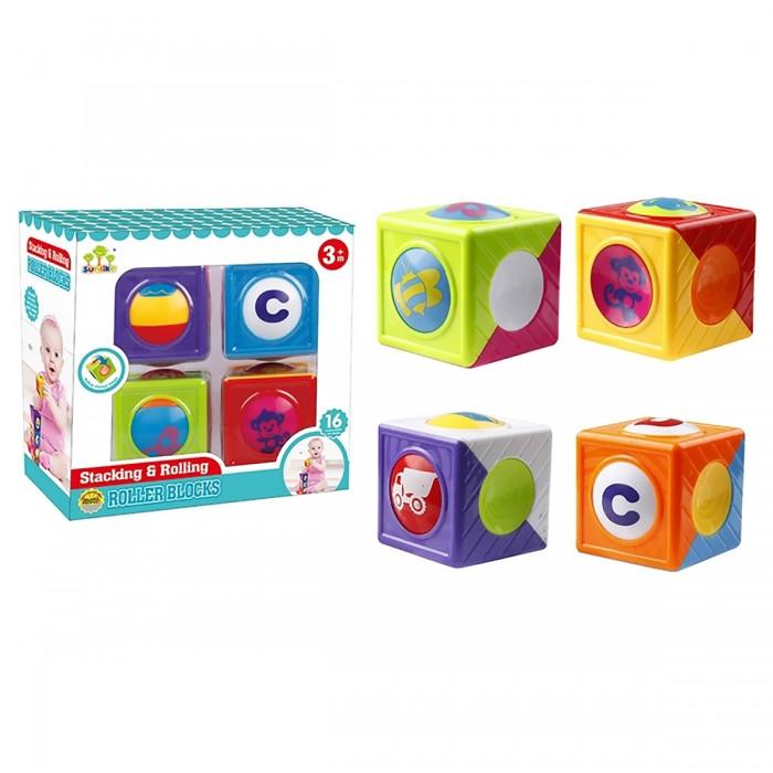 Картинка для Развивающие игрушки Veld CO Кубики 105572