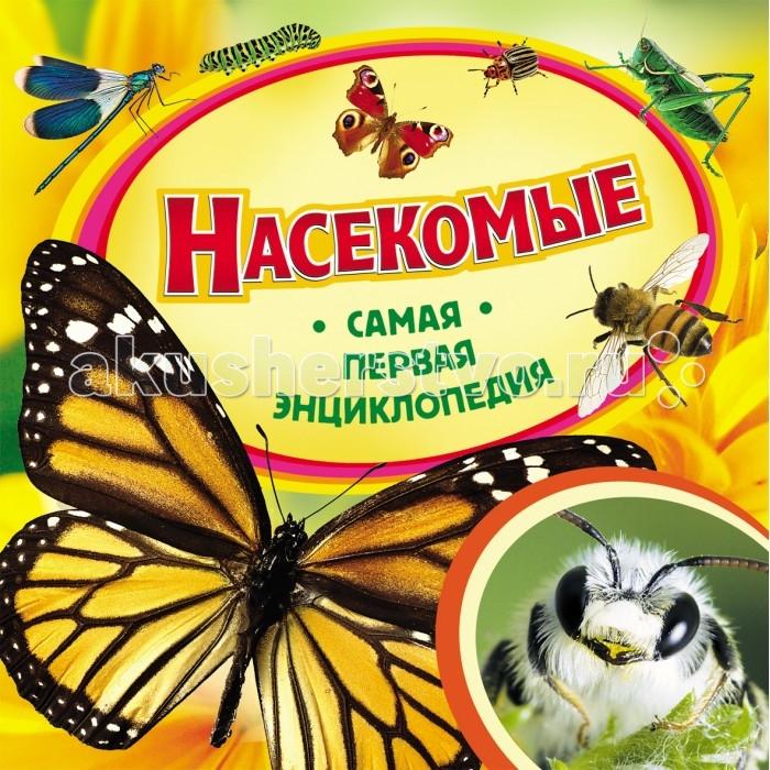 Энциклопедии Росмэн Самая первая энциклопедия Насекомые травина и в лошади самая первая энциклопедия