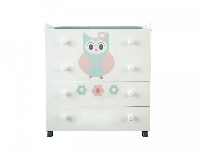 Комод Forest Little Owl пеленальный от Акушерство