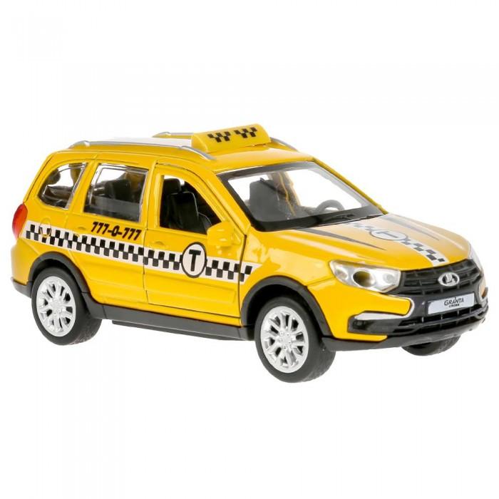 Технопарк Машина металлическая Lada Granta Cross 2019 Такси