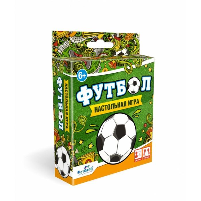 Фото - Настольные игры Origami Настольная игра Футбол 5468 футбол правила