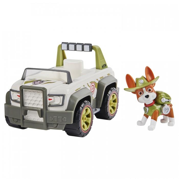 Купить Игровые наборы, Щенячий патруль (Paw Patrol) Машинка с Треккером