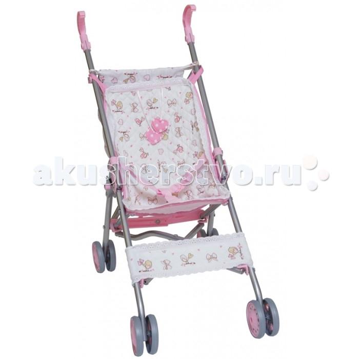 Коляска для куклы DeCuevas трость с мешком для коляски 56 см 90009