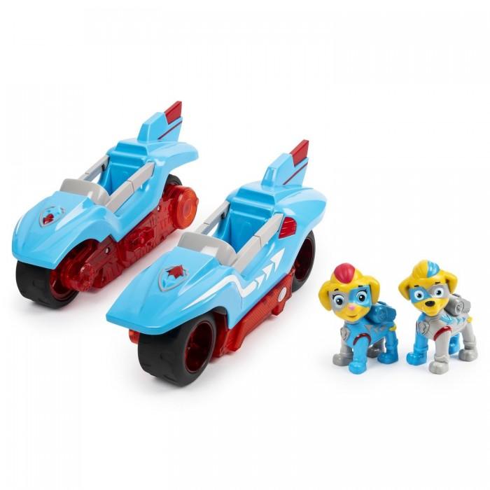 Игровые наборы Щенячий патруль (Paw Patrol) Мега-машинка 2 в 1