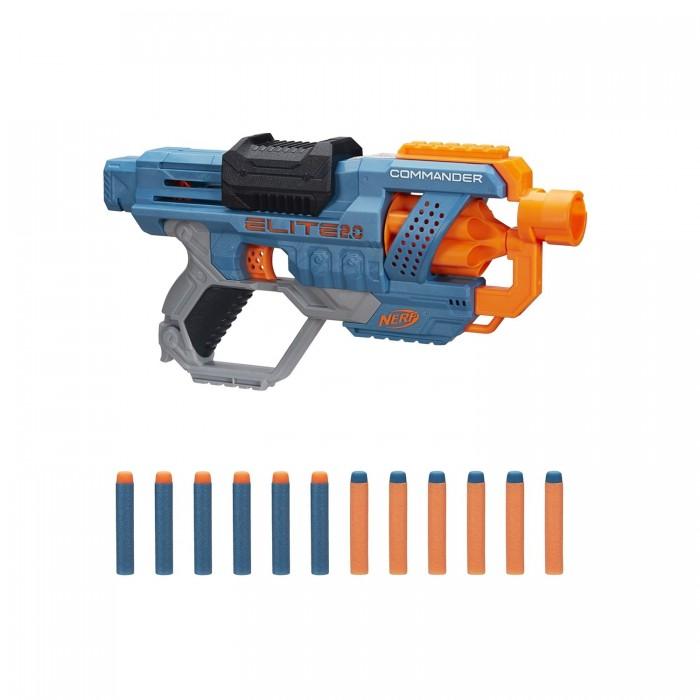 Игрушечное оружие Nerf Бластер Коммандер другое оружие и боеприпасы nerf специальный агент