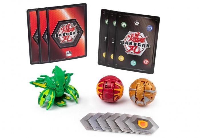 Bakugan Cтартовый игровой набор