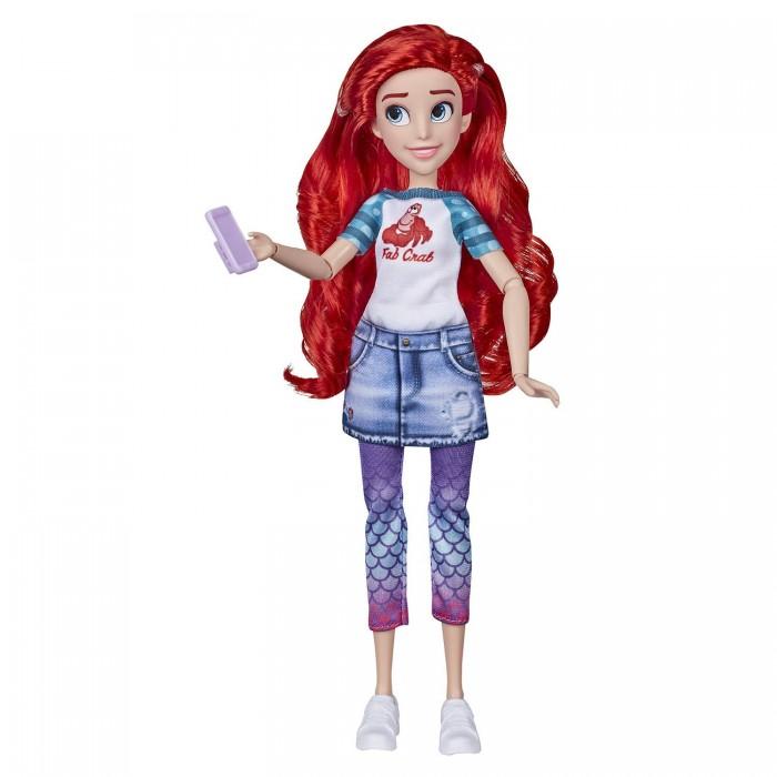 Куклы и одежда для кукол Disney Princess Кукла Комфи Ариэль