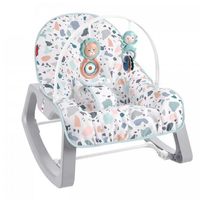 Кресла-качалки, шезлонги Fisher Price Кресло-качалка трансформер