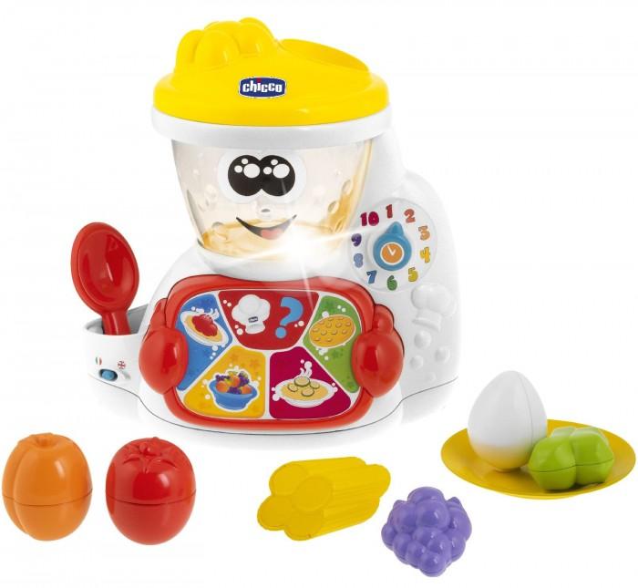 Интерактивная игрушка Chicco Говорящий поваренок Cooky