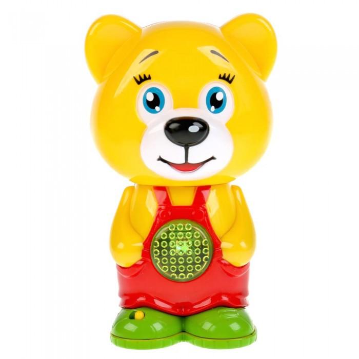 Купить Электронные игрушки, Умка Музыкальная игрушка Обучающий мишка