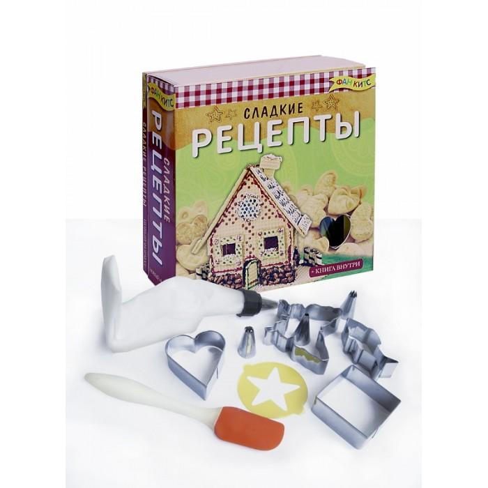 Выпечка и приготовление Fun kits Сладкие рецепты конструкторы fun kits летательные аппараты