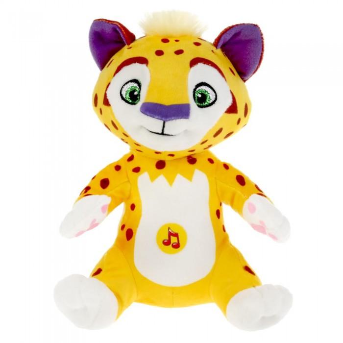 Купить Мягкие игрушки, Мягкая игрушка Мульти-пульти озвученная Лео 25 см