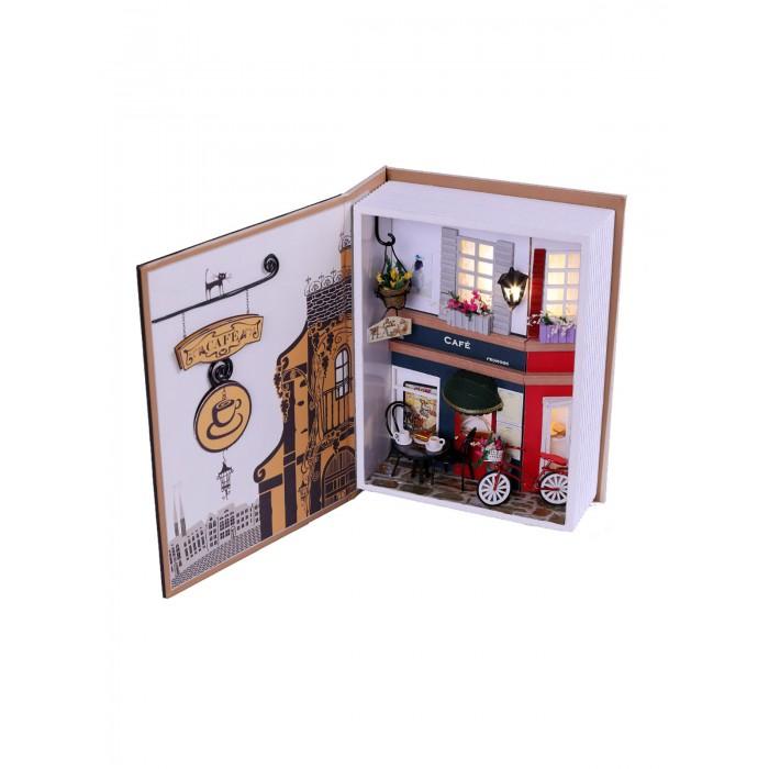 Картинка для Кукольные домики и мебель Hobby Day Румбокс Интерьерный конструктор Дневник Каникулы в Праге