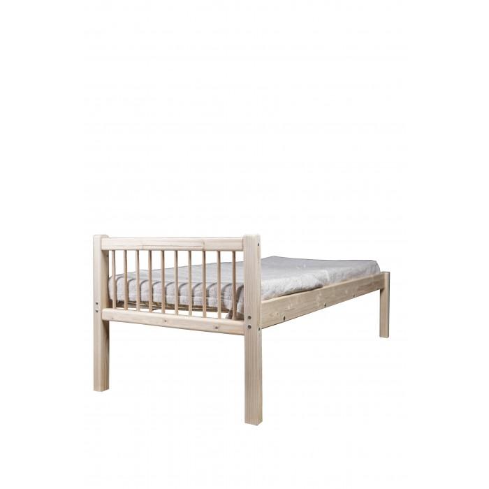 Купить Кровати для подростков, Подростковая кровать Green Mebel Кровать Герда 190х70 см