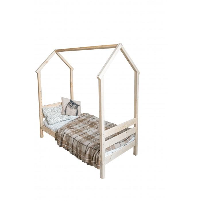 Кровати для подростков Green Mebel Домик Берендей 160х70 см детские кровати 160х70 см