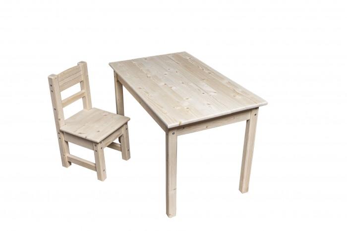 Детские столы и стулья Green Mebel Набор мебели Нильс