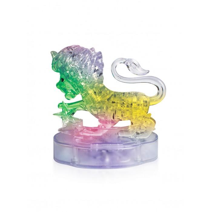 Купить Пазлы, Hobby Day 3D Пазл Магический кристалл Лев со светом (42 детали)