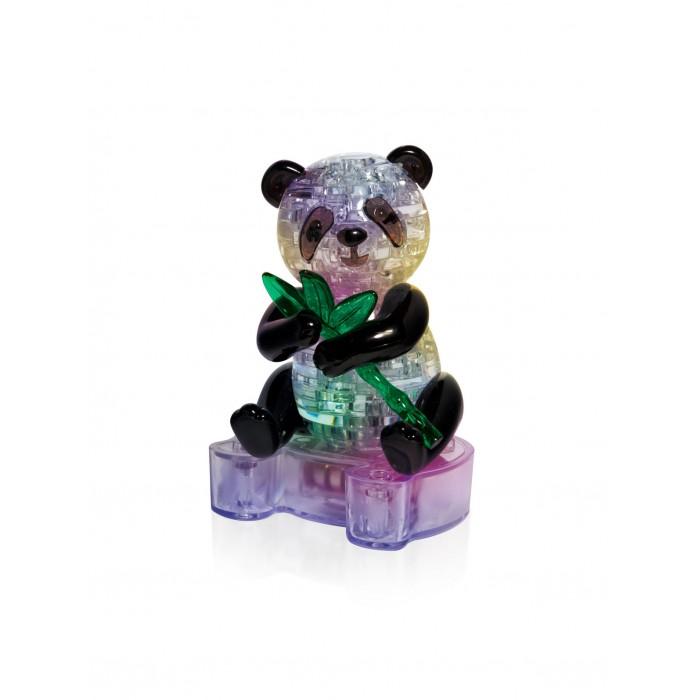 Hobby Day 3D Пазл Магический кристалл Панда с веткой и светом (58 деталей) 3D Пазл Магический кристалл Панда с веткой и светом (58 деталей)