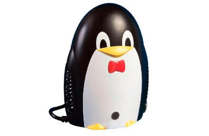 Купить Ингаляторы, Med2000 Ингалятор компрессорный Пингвин Р4