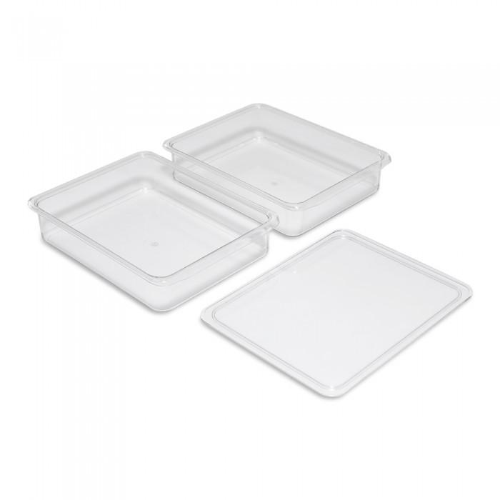 Картинка для DOSH | HOME Контейнер для холодильника с крышкой Aliot 600215