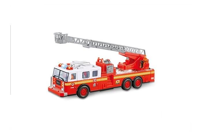 Радиоуправляемые игрушки BeBoy Пожарная машина на радиоуправлении IT106335