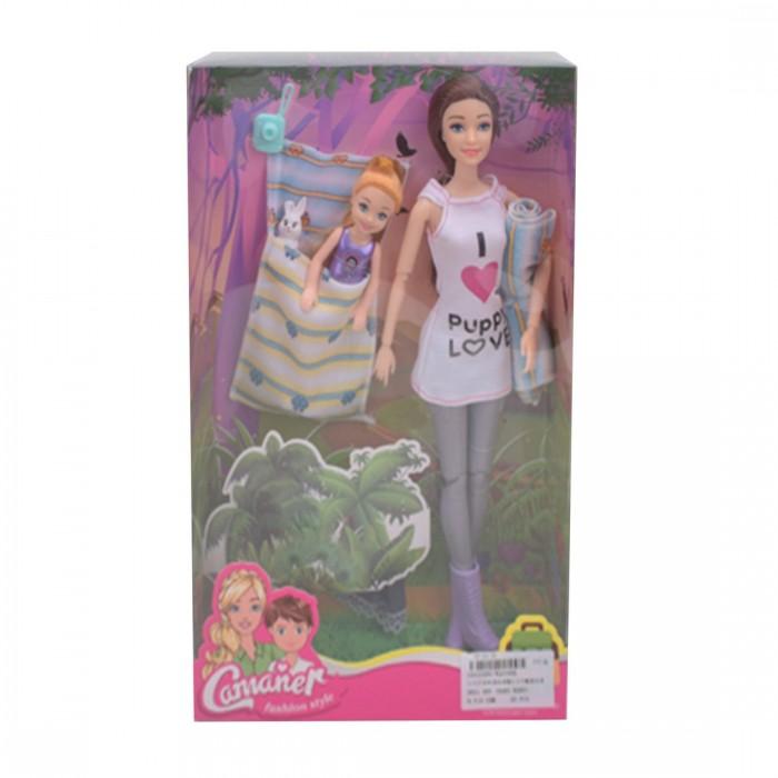 Купить Куклы и одежда для кукол, Наша Игрушка Игровой набор На прогулке KQ106B