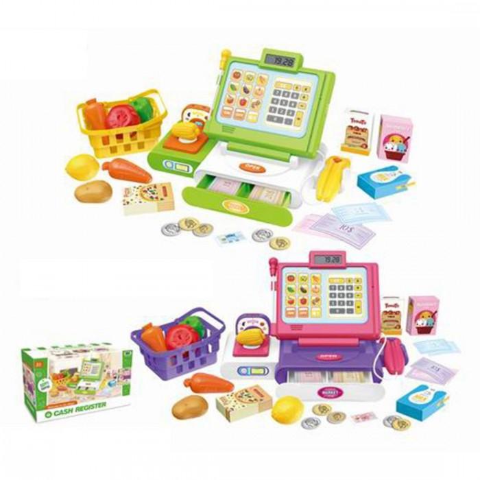 Ролевые игры Наша Игрушка Игровой набор Супермаркет (29 предметов)